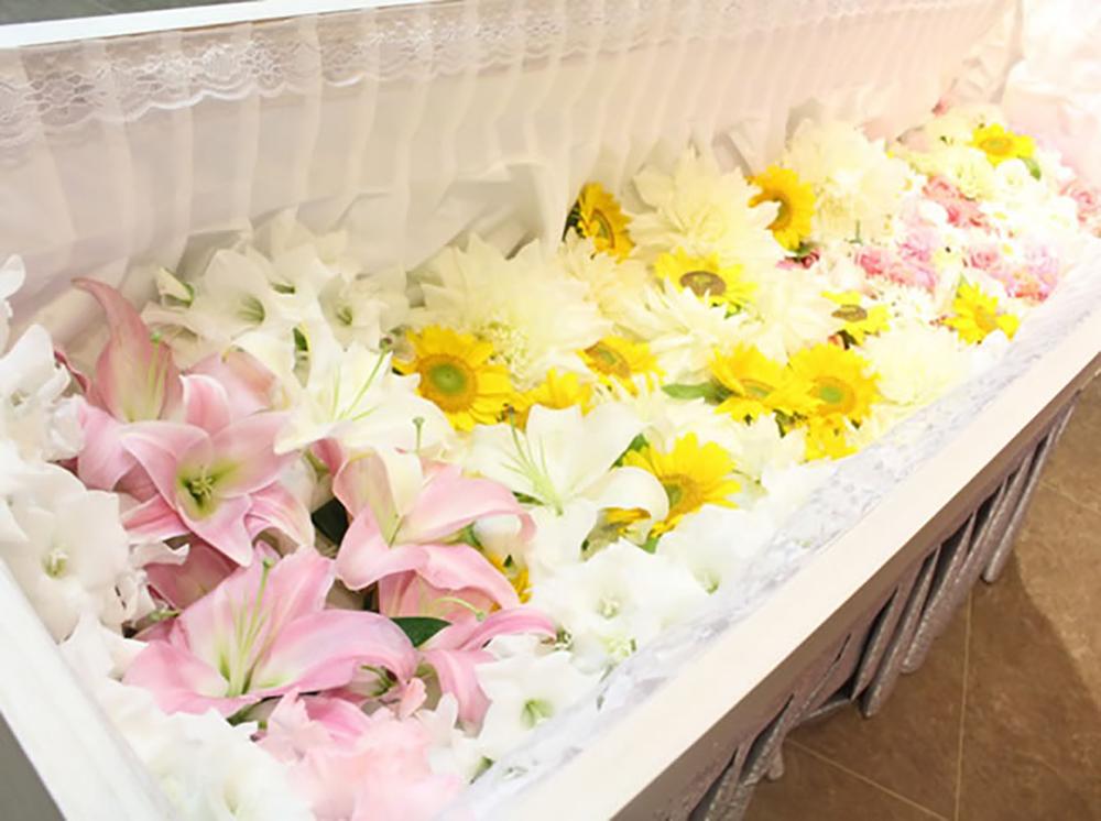 上尾市の葬儀のまとめの写真